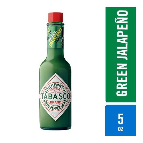 TABASCO Green Jalapeno Pepper Sauce 5oz