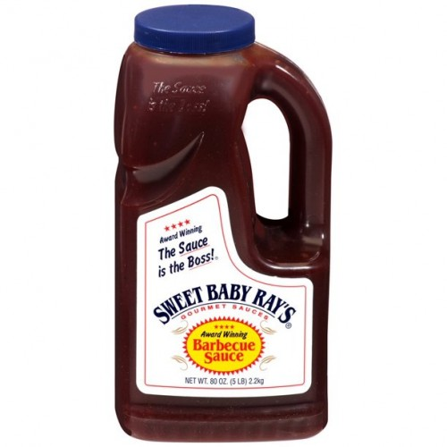 Sweet Baby Ray's BBQ Sauce, 80 Oz
