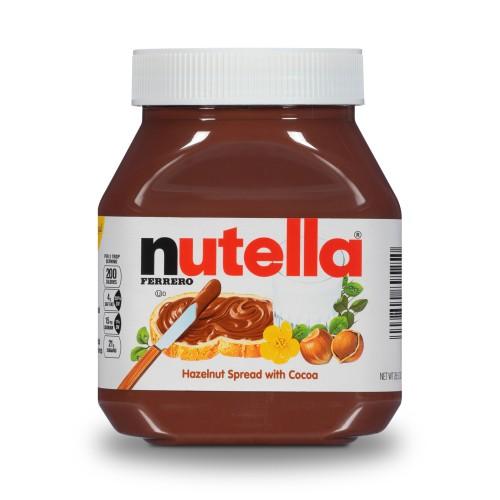 Nutella Creamy Chocolate Hazelnut Spread with Cocoa, 26.5 ounce