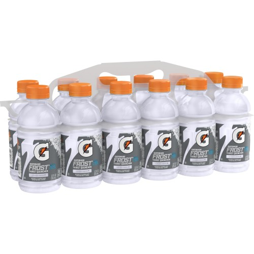 Gatorade Frost Thirst Quencher Sports Drink, Glacier Cherry, 12 fl oz