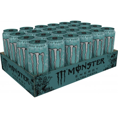Monster Energy Ultra Fiesta, 16 fl oz x 24 cans