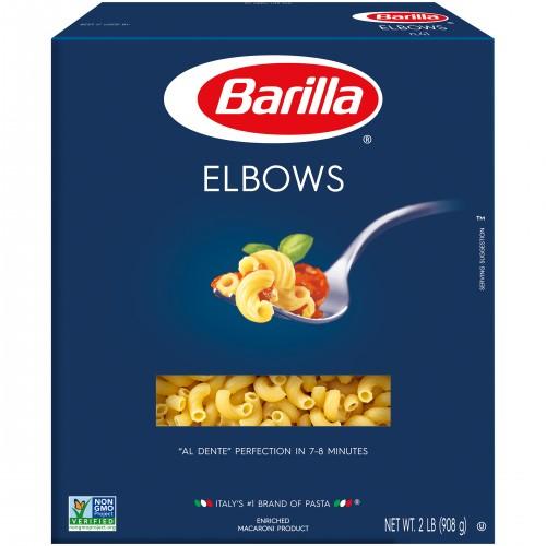 Barilla® Classic Blue Box Pasta Elbows 32 oz x 1 pack