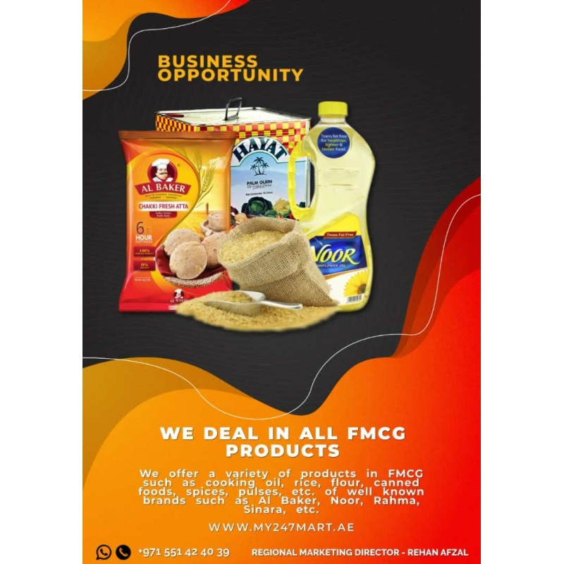 FMCG-Food-Wholesale-B2B