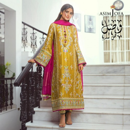 VASL by Asim Jofa Luxury Festive Collection 2020