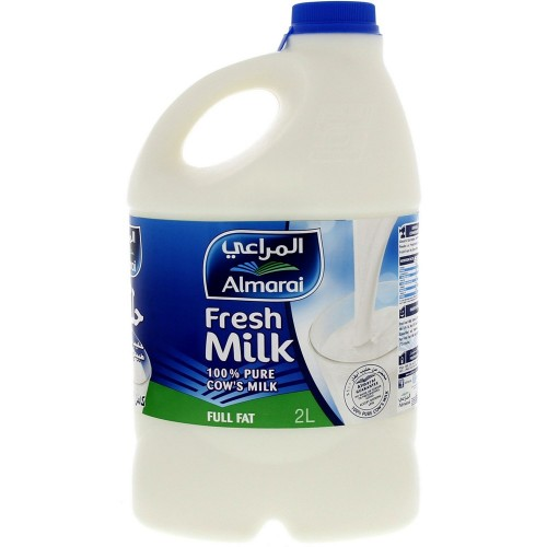 Almarai Fresh Milk 2 litre