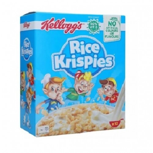 Kellogg's Rice Krispies Cereal 375g