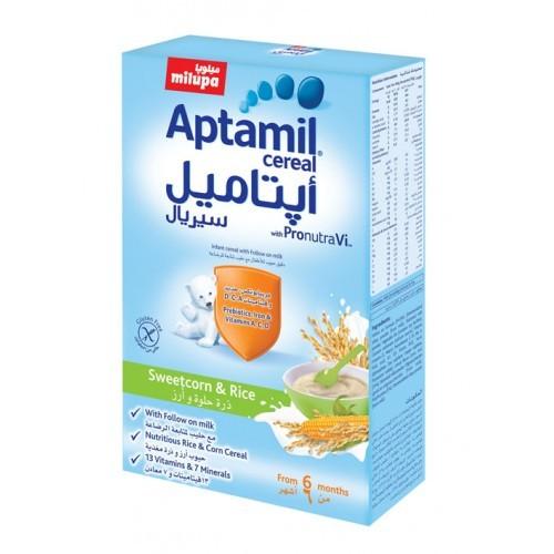 Aptamil-Sweetcorn-Rice Cereal 19