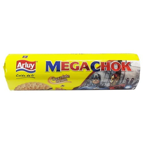 Arluy Megachok Chocolate Biscuit