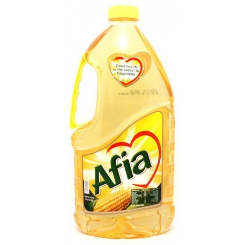 Afia Corn Oil