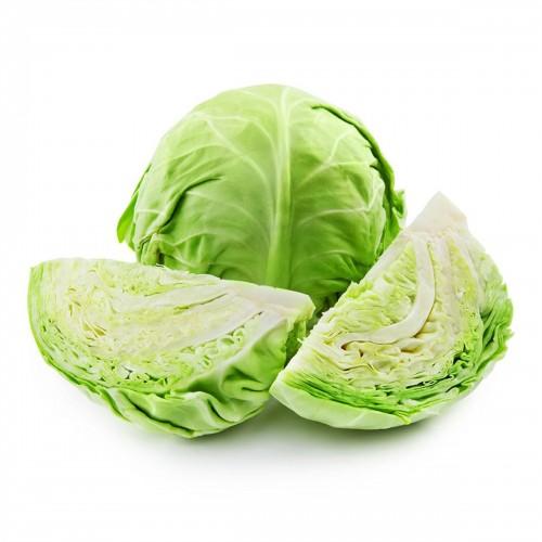 Organic Cabbage-Green-1 Kg