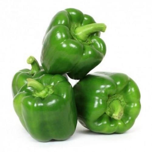 Organic Capsicum-Green-1 Kg