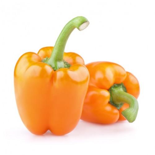 Organic Capsicum-Orange-1 Kg