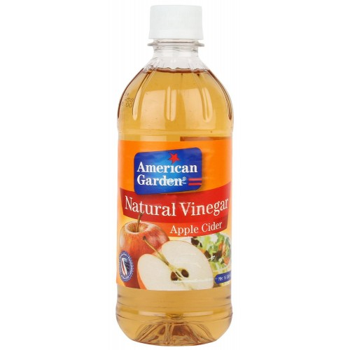 American Garden Apple Cider Vinegar 16 OZ x 1 Bottle
