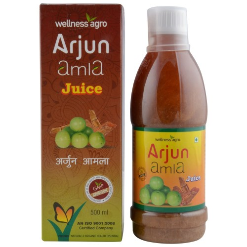 Arjun Amla Juice 500ml x 1 Bottle