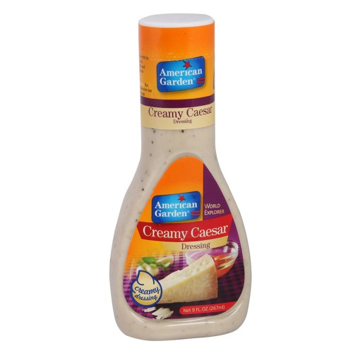 American Garden Creamy Caesar Dressing 267ml x 1 Bottle