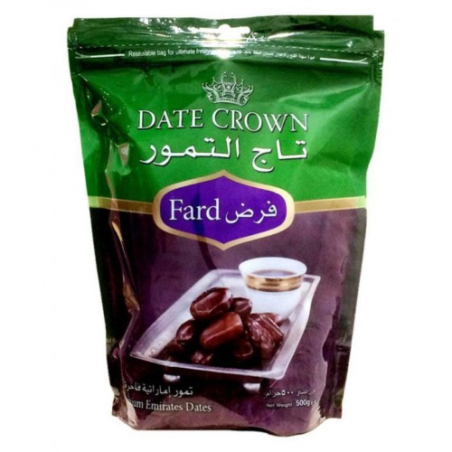Date Crown Fard 500g x 1 Pack