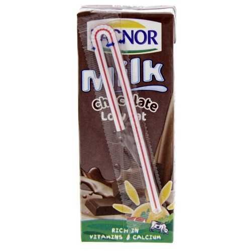 Lacnor Chocolate Milk 180ml x 1 Bottle