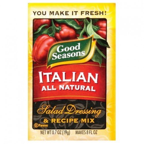 Good Seasons Salad Dressing & Recipe Mix 19g x 1 Packet