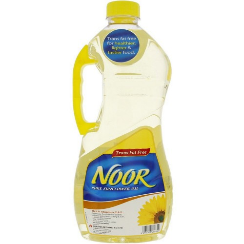 Noor Sunflower Oil 1.8 Liter x 1 Bottle
