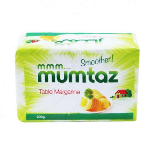 Mumtaz Table Margarine 200gm x 1 Pack