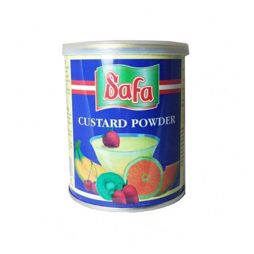 Safa Custard Powder 285gm x 1 Can