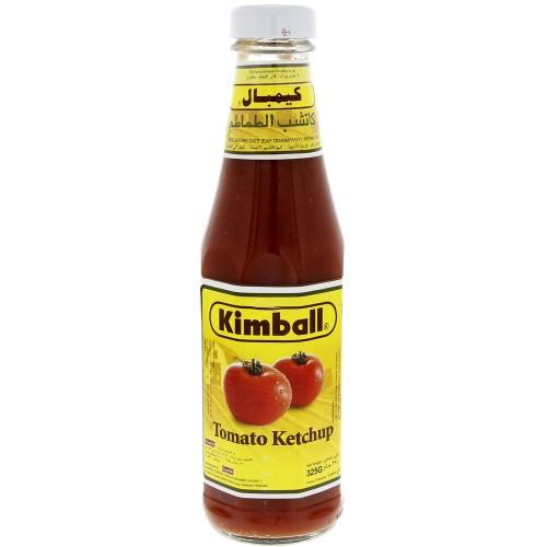 Kimball Tomato Ketchup 325gm x 1 Bottle