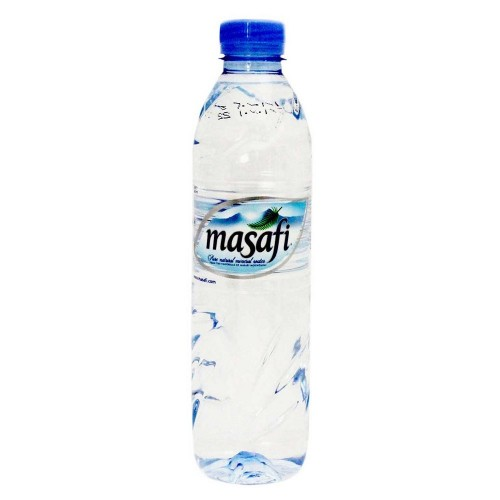 Masafi Water 500ml x 1 Bottle