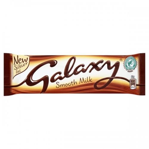 Galaxy Smooth Milk Chocolate 40g x 1