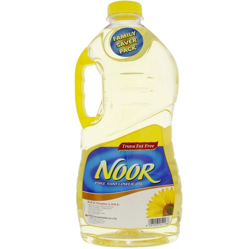 Noor Pure Sunflower Oil 2.7 Litre x 1 Bottle