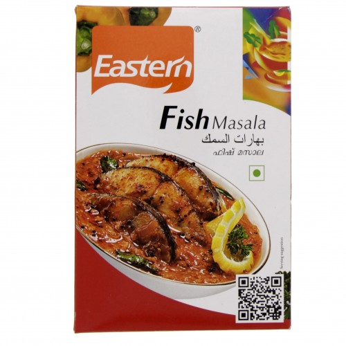Eastern Fish Masala 165g x 1 Pack