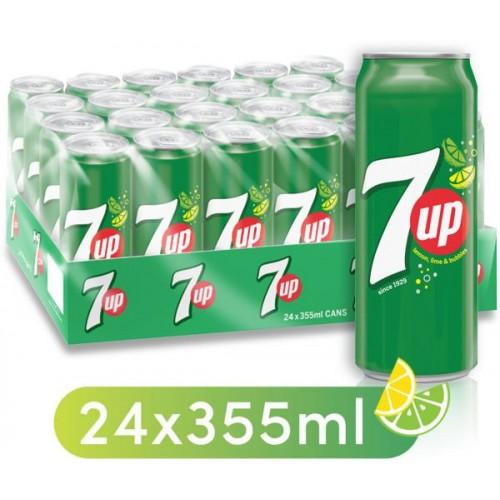 7UP 355 ml x 24pcs