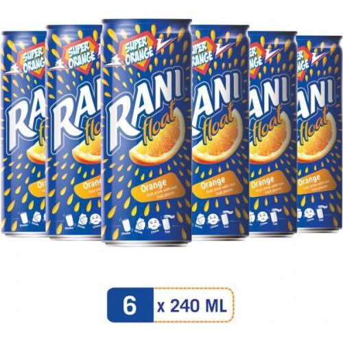 Rani Float Super Orange 240ml x 6 pcs