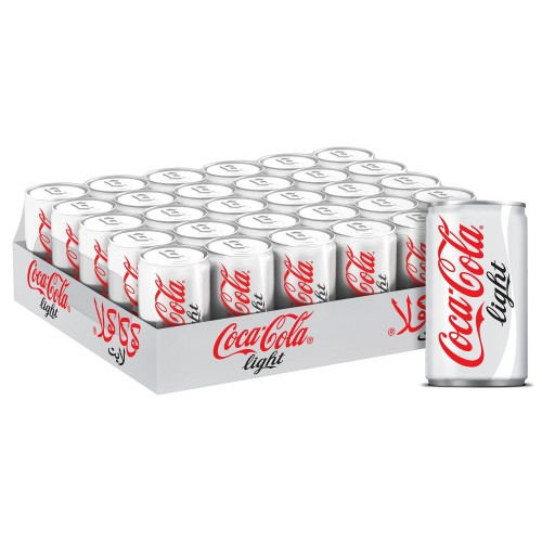 Coca-Cola Light 150ml x 30 pcs