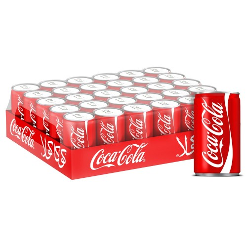 Coca Cola Regular 150ml x 30 pcs