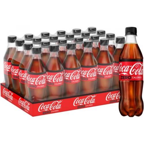 Coca-Cola Zero 500ml x 24 pcs