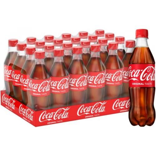 Coca-Cola Regular 500ml x 24 pcs