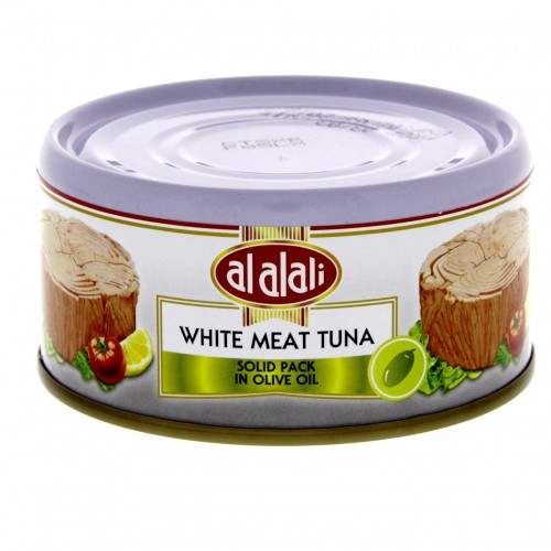 Al Alali White Meat Tuna In Olive Oil 170g x 1 pc