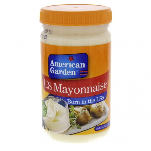 American Garden U.S.Mayonnaise 237ml x 1 pc