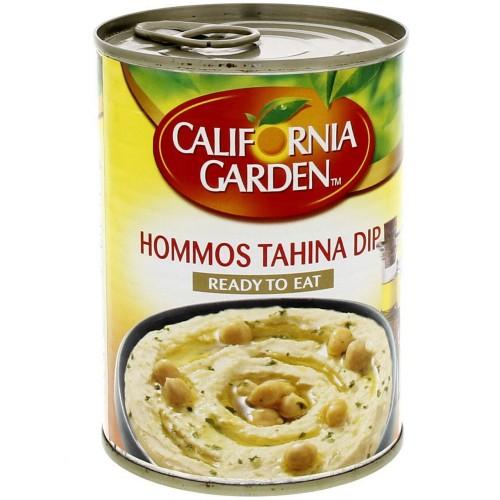 California Garden Hommos Tahina Dip 400g x 1 pc