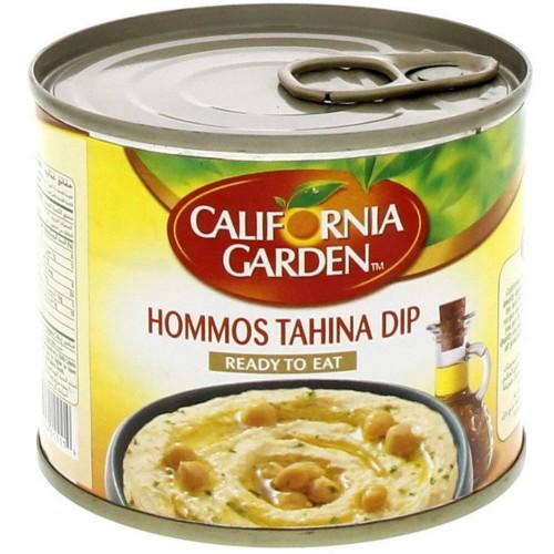 California Garden Hommos Tahina Dip 220g x 1 pc
