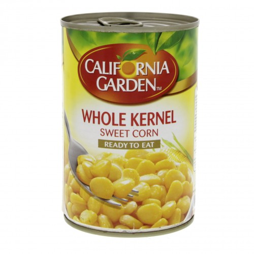 California Garden Whole Kernel Sweet Corn 425g x 1 pc