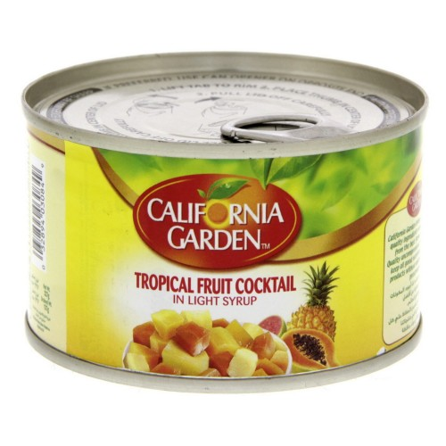 California Garden Tropical Fruit Cocktail In Light Syrup 227g x 1 pc