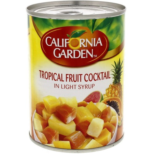 California Garden Tropical Fruit Cocktail In Light Syrup 565g x 1 pc