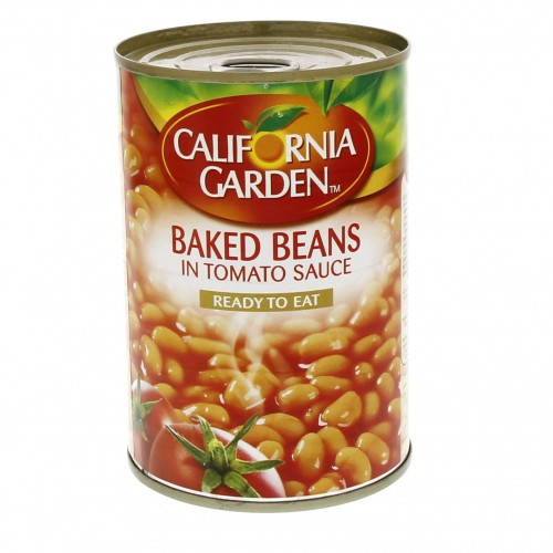 California Garden Baked Beans In Tomato Sauce 420g x 1 pc