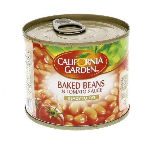 California Garden Baked Beans In Tomato Sauce 220g x 1 pc
