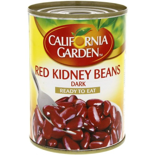 California Garden Red Kidney Beans Dark 400g x 1 pc