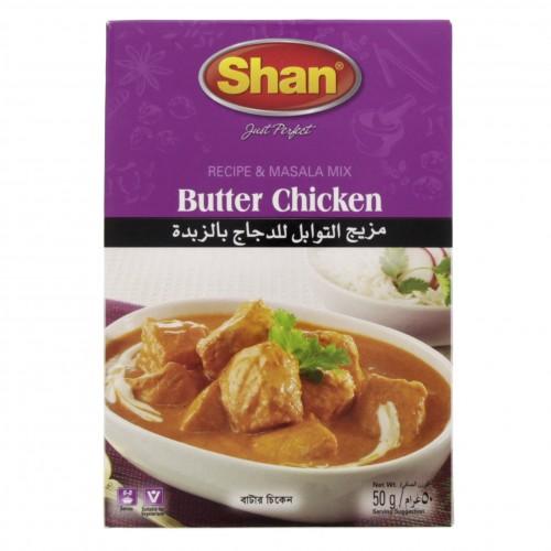 Shan Butter Chicken Masala 50g x 1 pc
