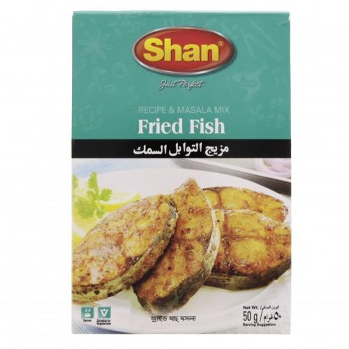 Shan Fried Fish Masala 50g x 1 pc