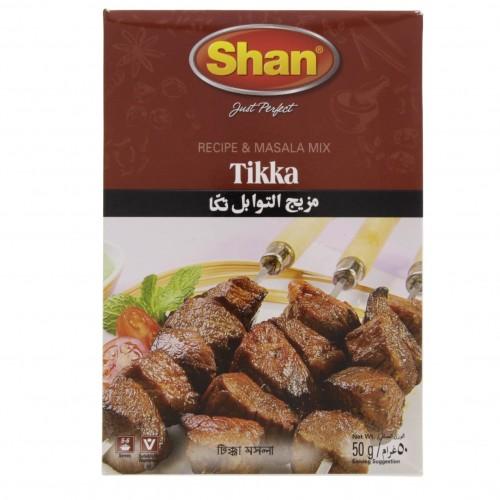 Shan Tikka Boti BBQ Masala 50g x 1 pc
