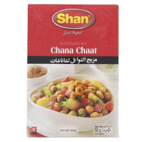 Shan Chana Chaat Seasoning Mix 50g x 1 pc